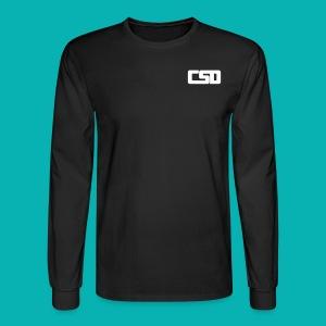 Skater Sequence  - Men's Long Sleeve T-Shirt