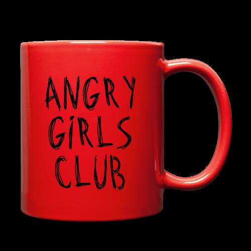 ANGER - Full Color Mug