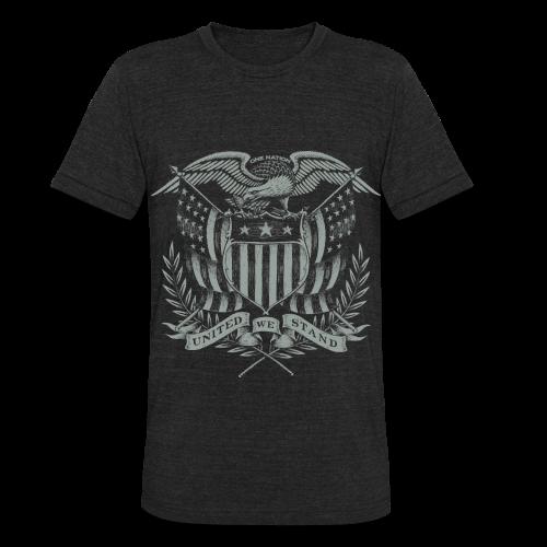 United We Stand Shirt - Unisex Tri-Blend T-Shirt