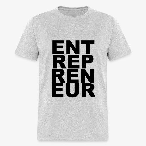 Entrepreneur-Black - Men's T-Shirt