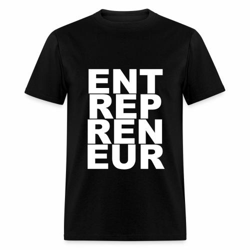 Entrepreneur-White - Men's T-Shirt