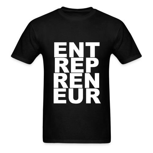 Entrepreneur-White - Men's T-Shirt