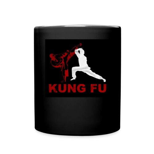 Kung Fu Mug - Full Color Mug