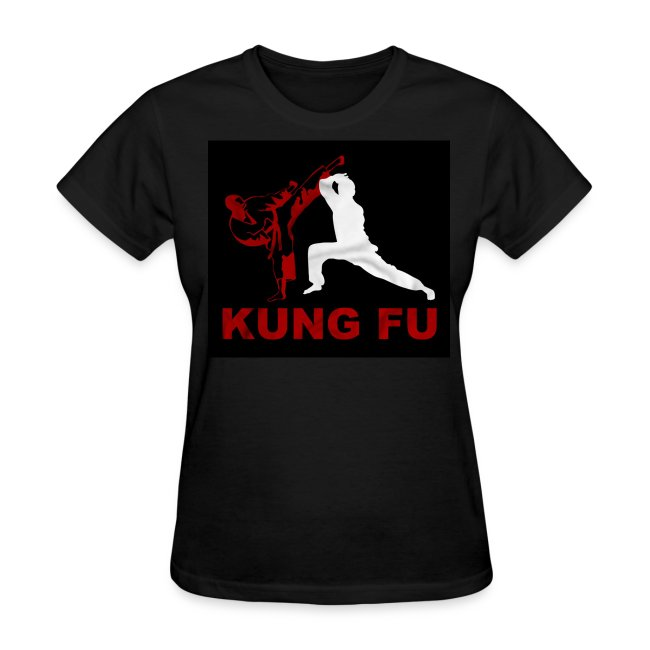 Kung FU Women's T-Shirt