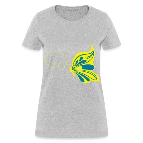 Signature Butterfly - Women's T-Shirt