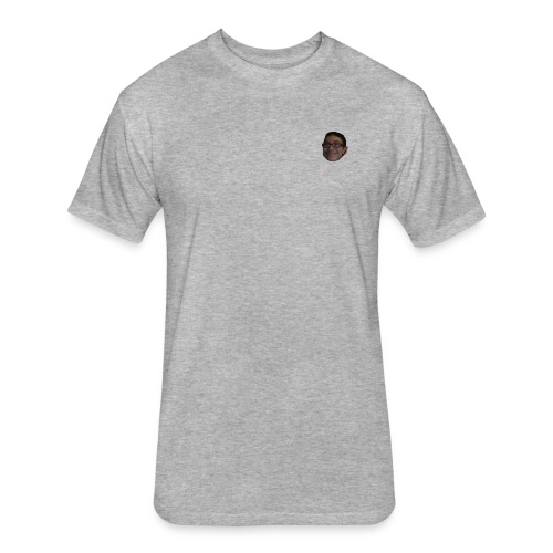 Eddie Pocket - Fitted Cotton/Poly T-Shirt by Next Level