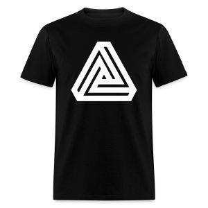 Rigged Triangle Men's T-Shirt - Men's T-Shirt