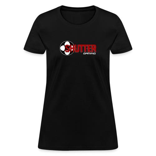 Shutter Gaming Women's Tee - Women's T-Shirt