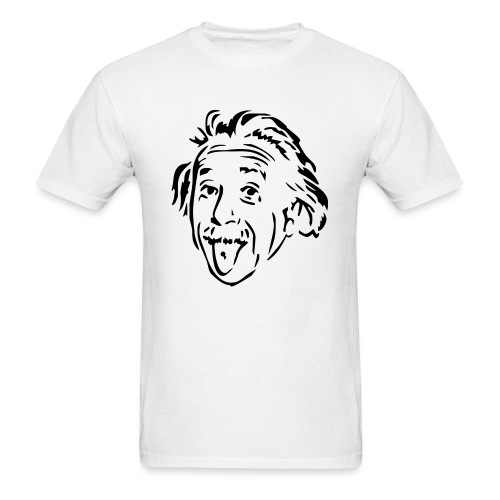 Men's - Einstein Stud - Men's T-Shirt