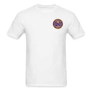 Road Scholars Camo LSU - Men's T-Shirt