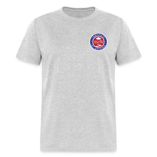 Road Scholars Share the Road - Men's T-Shirt