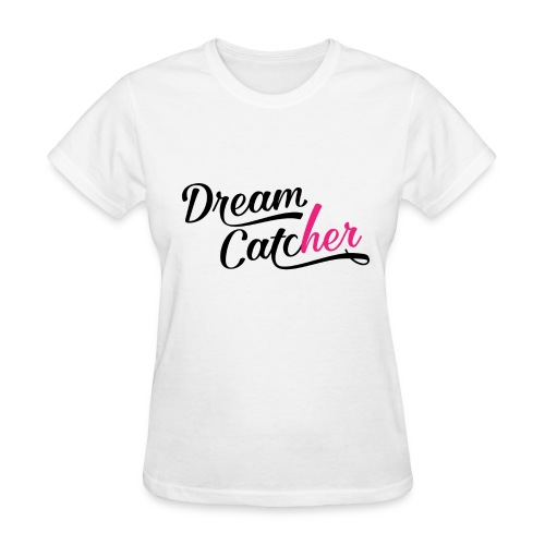 Dream Catcher Tee (Loose Fit) - Women's T-Shirt