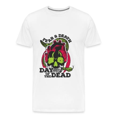 Day Of Dead - Men's Premium T-Shirt