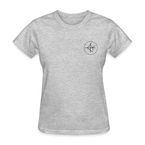 CLARITY  tshirt GREY - Women's T-Shirt
