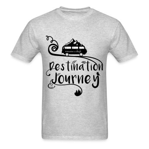 Camping - Destination Journey - Men's T-Shirt