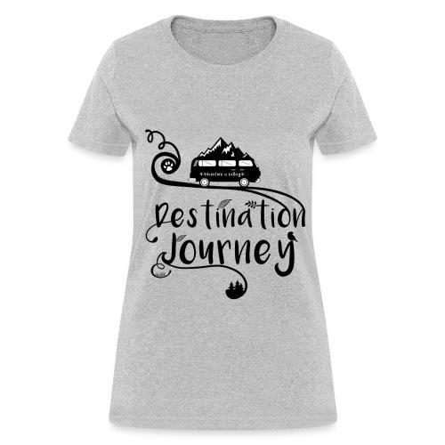 Camping - Destination Journey - Women's T-Shirt