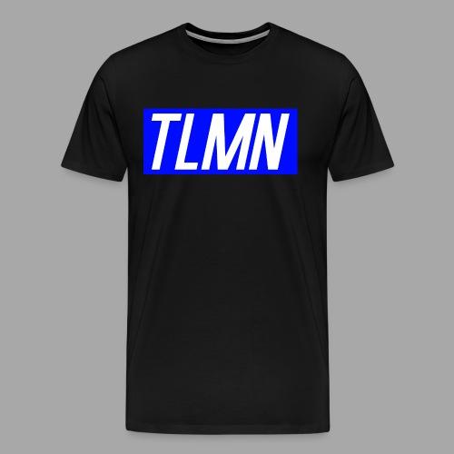 Men's Premium TLMN BlueT-Shirt - Men's Premium T-Shirt