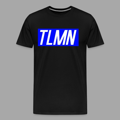 Men's Premium TLMN BlueT-Shirt - Men's Premium T-Shirt