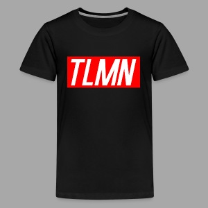 Kids' Premium TLMN Red T-Shirt - Kids' Premium T-Shirt