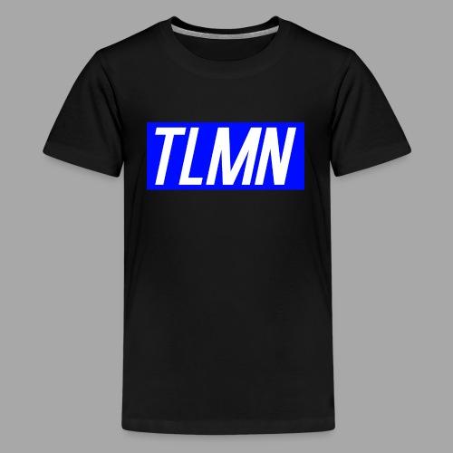 Kids' Premium TLMN Blue T-Shirt - Kids' Premium T-Shirt