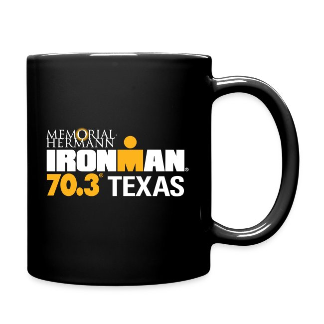 IRONMAN Texas 70.3 Full Color Mug
