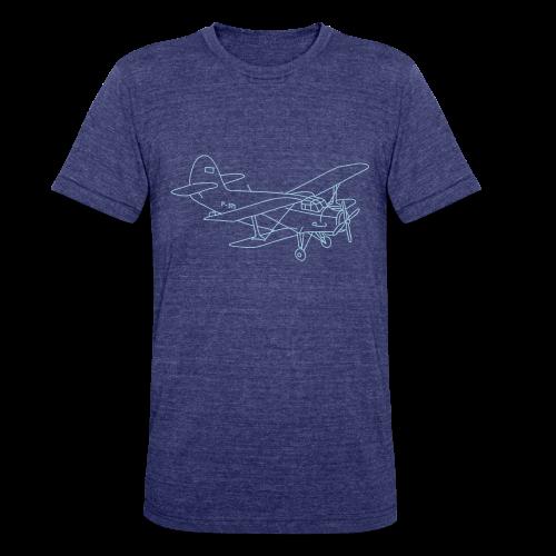 Biplane - Unisex Tri-Blend T-Shirt