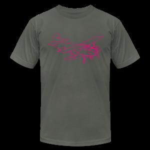 Biplane - Men's Fine Jersey T-Shirt
