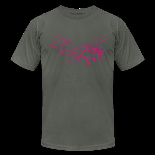 Biplane - Men's  Jersey T-Shirt