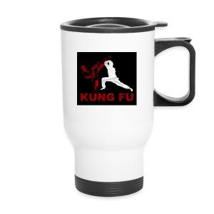 Kung Fu Travel Mug - Travel Mug