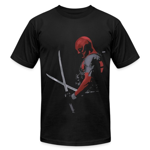 DeadPool Tshirt - Men's Fine Jersey T-Shirt