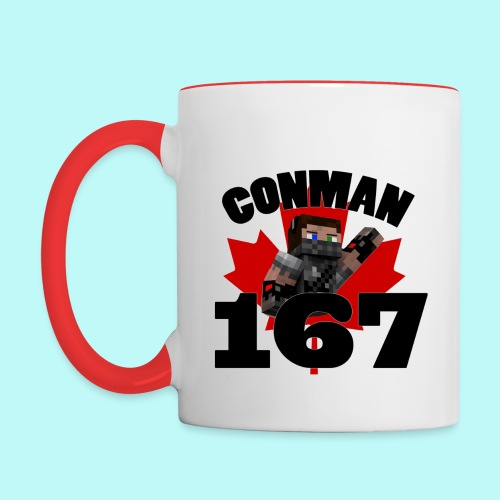 Conman167 Coffee Mug - Contrast Coffee Mug