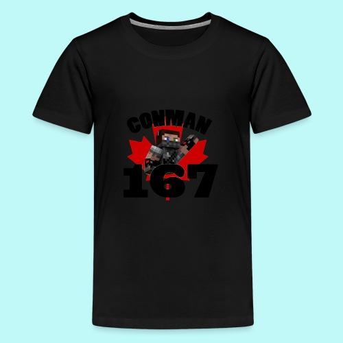 Conman Kids T-Shirt - Kids' Premium T-Shirt