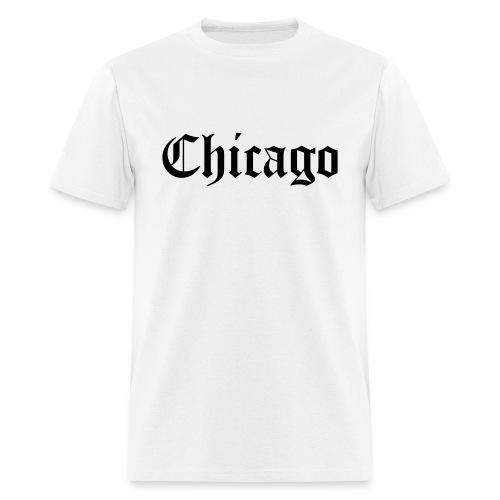 Chicago tee - Men's T-Shirt