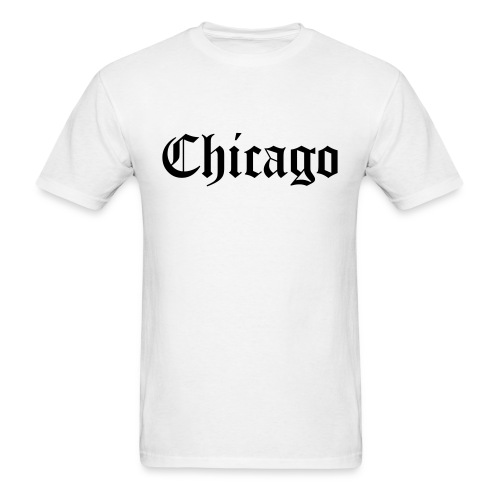Chicago tee - Men's T-Shirt