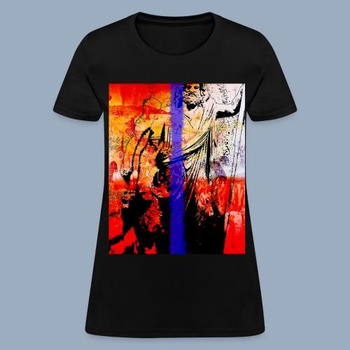 They'll No More Suffer... Women's t-shirt - Women's T-Shirt