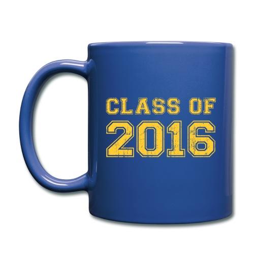 Cougarpride class of 2016 mug - Full Color Mug