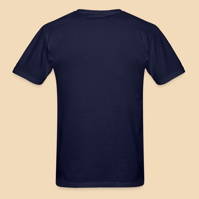 Rockhound mens navy blue T shirt