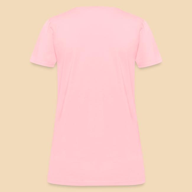 Rockhound women's pink T shirt