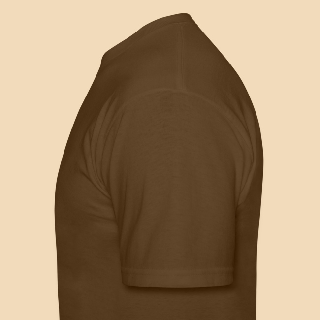 Rockhound mens brown T shirt