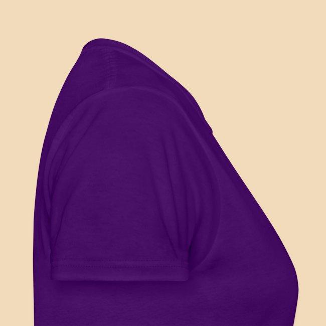 Rockhound women's purple T shirt