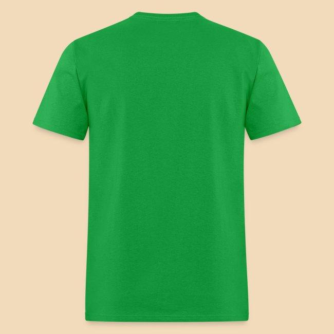 Rockhound mens light green T shirt