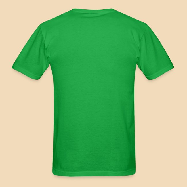Rockhound mens light green T shirt