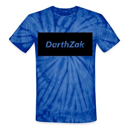 DarthZakshirt logo T-Shirts - Unisex Tie Dye T-Shirt