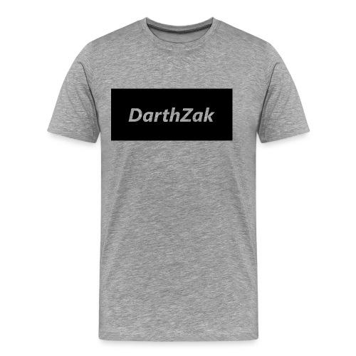 DarthZakshirt logo T-Shirts - Men's Premium T-Shirt