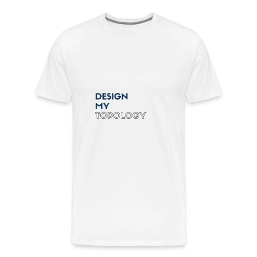 Design my Topology - Men's Premium T-Shirt
