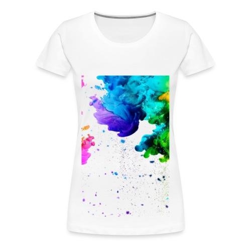 Woman Premium BVDNESS t-shirt  Rvyal/royale original - Women's Premium T-Shirt