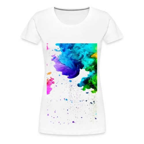 Woman Premium BVDNESS t-shirt| Rvyal/royale original - Women's Premium T-Shirt