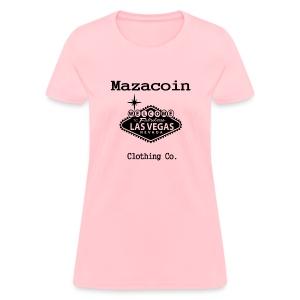 MZC Vegas Tee - Women's T-Shirt