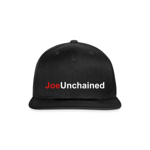 JoeUnchained Ball Cap - Snap-back Baseball Cap