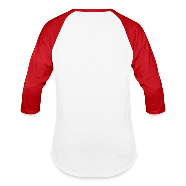 Vegan Hot Rod - Unisex Baseball T-shirt